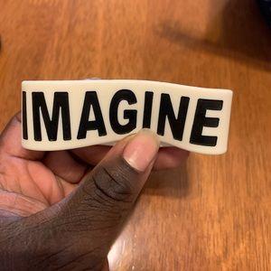 Jac Vanek Imagine Bracelet